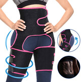 3 em 1 Cintura Cintura Trimmer Hip Enhancer Cintura Trainer Costas Proection Gear para Shaping Body Slimbing Aptidão