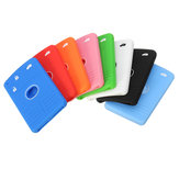 Car Key Case Cover Silicone 3 Buttons Smart Card Key Case Cover FOB For Mazda