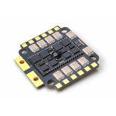 Yükseltme 30.5x30.5mm Holybro Tekko32F3 Metal 65A BLheli_32 4-6S 4in1 ESC DShot1200 w / F3 MCU ve RC Drone FPV için Akım Sensör Yarış