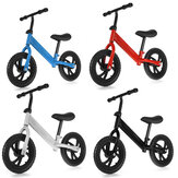 Kids Balance Bike No Pedals Height Adjustable Learning Training Walking Bicycle Balanced Scooter for Boys Girls