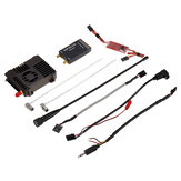 MyFlyDream MFD Rlink V2 433MHZ 16CH Long Range UHF TX AND 8CH SBUS RX COMBO 50KM for RC Airplane