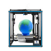 TRONXY® X5SA-400-2E Dual Extruder Mix Color 3D Printer with 400 * 400 * 400mm Printing Area / Ultra Quiet Printing / Corexy Double Z Axis / 24V Power Supply