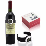 Digital Temperature Watch Heating Thermometer Home Brewing Tools for Wine Bottle