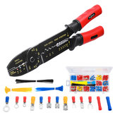 Cable Wire Stripper Cable Cutter Crimper Plier Multifunctional Stripping Tool Kit Hand Tool