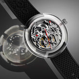 Original CIGA Design T Series Fully Transparent Watch Case SEAGULLS Movement Mechanical Watch from Xiaomi Eco-System