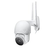 RPP06 1080P PTZ Two Way Audio WiFi Wireless Camera People Movement Detection H.265 IR Night Vision Auto Tracking IP66 Waterproof IP Camera