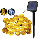 5/7/12 / 22M Zonne-energie LED String Light strip Waterproof Outdoor Garden Decor