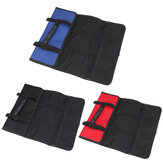 Roll Bag Storage Portable 22 Pocket Electrician Storage Bag Multifunction Tool Bag