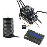 ZTW 3PCS 1/5 Beast Pro 300A totalmente à prova d'água ESC + BP70120 620KV Motor de 4 pólos + LCD Program Card