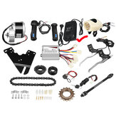 36V 250W Motorized Electric Bike Motor Controller with Charger E-Bike Scooter Conversion Kit