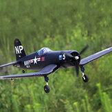 Dynam F4U Corsair V2 1270 mm Wingspan Fighter Warbird EPO RC Avião PNP