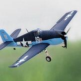 Dynam F6F Hellcat V2 1270 mm Rozpiętość skrzydeł EPO Warbird RC Samolot PNP z klapami i ulepszonym systemem zasilania
