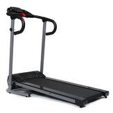 500W 0,8-10 km / t LCD folde løbebånd multifunktionel lydløs elektrisk sport løbemaskine hjemme gym fitness