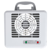 Ventola di raffreddamento ricaricabile Ventilatore da tavolo portatile Mini USB Air Cooler Conditioner