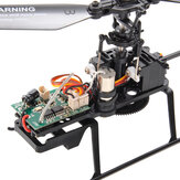 Everyine E129 RC جهاز استقبال قطع غيار طائرات الهليكوبتر
