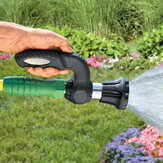 Alloy High-Pressure Handle Power Hose Sprinkler Nozzle Lawn Garden Watering Irrigation Car Washing Tools