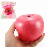 YunXin Squishy Apple Jumbo 10cm Soft Slow Rising With Packaging Collection Gift Decor Toy