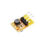 3 adet 0.7-5 V için 5 V DC DC Boost Güç Kaynağı Artırmak Modülü Dönüştürücü Voltaj Regülatörü