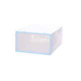 Transparent Shoe Box Storage Shoe Boxes Thickened Dustproof Shoes Organizer Box for Superimposed Combination Shoe Cabinet