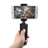 2 em 1 Mini Bastão de Selfie Tripé Titular Desktop Rotação Portátil para iPhone X 8Plus OnePlus5 Xiaomi6