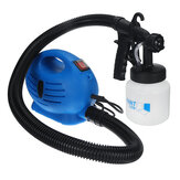650W 800mL Three-way Electric Air Paint Sprayer Machine Kit For Brick Molding Painting