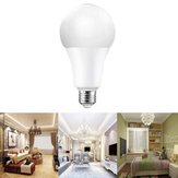 AC175-265V E27 18W Non-dimmable Pure White Constant Current 20LED Globe Bulb for Indoor Home Decor