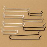 Sklep z rowkowanymi panelami magazynowymi Sklep z wieszakami Hook Shop Strong Strong Holder Hanger