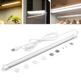 32CM 5W USB LED Stiv Strip Bar Tube Light Køkken Skab Under Kabinet Lampe Med Switch