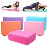KALOAD High Density EVA Organic Yoga Block Sports Fitness Yoga Brick Pilates Exercise Tools
