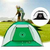 1/2 / 3m Golf Übungsnetz Golfschaukel Sport Aids Trainer Netz Indoor Outdoor mit Aufbewahrungstasche