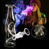 7 inç Tahsil Cam Su Borusu Fıskiye Nargile + Sigara Kase Süt Sürahi