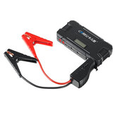 CARKU 64B 12V 600A 12000mAh Portable Car Jump Starter Emergency Battery Booster with LED FlashLight Dual USB Output