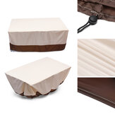 WasserdichteGarten-Patio-Möbel-Abdeckungs-imFreienTabelleUV-Staub-Regen-Beweis-Schutz