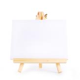 Khung vẽ giá vẽ nhỏ Trẻ em Vẽ tranh sơn dầu Khung điện thoại di động Khung gỗ rắn Chân máy nghệ thuật kéo dài