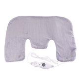 Электрическая грелка Moist Шея Устройство для тепловой терапии для снятия боли в спине и плеча 3 Установка температуры