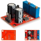 3st NE555 Pulse Frequency Duty Cycle Verstelbare Module Square Wave Signal Generator Stepper Motor Driver