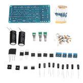 DIY TDA2030A Estéreo Dupla 12 V AC 18 W Digital Amplificador Board Kit MEGA BASS