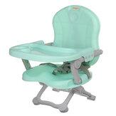 LEBANGNI G22004 Krzesło do jadalni dla dzieci Przenośny stół do karmienia dzieci Zielony / różowy