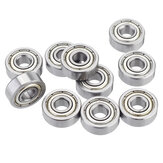 10pcs 605-ZZ 5x14x5mm Deep Grooves Ball Bearings Miniature Ball Bearing