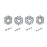 XLF Hexagon Hexagon Connector w/ Optical Axis for Brushless X03 X04 RC Car Parts 1.18*0.5cm