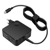 GAWEO 65W Power Charger Adapter EU Plug Type-C Interface 20V 3.25A PD Fast Charging Laptop Tablet Charger
