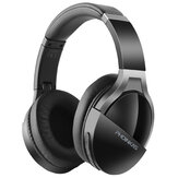 KOTION EACH Q7 Gaming Headset Wireless bluetooth V5.0 Headphones 6D HFII Surround Sound Noise Reduction AUX-In 40h Battery Life Foldable Head-Mounted Earphones