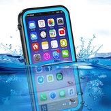 IP68Wodoodporny/odpornynakurz / śnieg / odporny na wstrząsy futerał ochronny na iPhone X