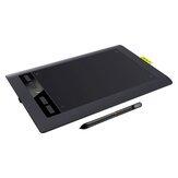 Acepen AP1060N Digital Tablet Digital Profissional 10 * 6 Polegadas Desenho Tablet Pad Board Kit com Stylus sem bateria 8192 Níveis de pressão