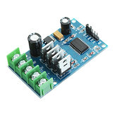 170W High Power H-Bridge Drive Board NMOS With Brakes Forward And Reverse Full-Duty