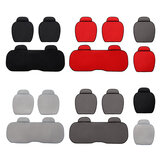 Car Front & Rear Seat Breathable Cool Cushion Mat Automobile Trucks SUV Cover