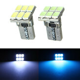 T10 5730 6SMD Canbus Error Free LED Side Marker Lights Car Wedge Lamp Bulb