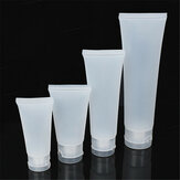 Travel Empty Cosmetic Cream Lotion Containers Plumbing Plastic Tube