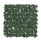 Artificial Faux Ivy Leaf Privacy Fence Screen Hedge Decor Panels Garden Outdoor