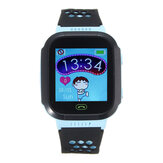 1.44in Touch Screen Anti-lost Waterproof Children Digital Smart Watch HD Camera SOS Function Kids Sport Watch For Android IOS